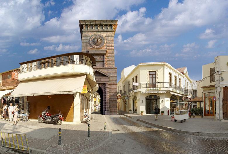Ρέθυμνο: Πως θα ήταν σήμερα ο ιστορικός πύργος του ρολογιού; 01-04-08-roloi-agoni