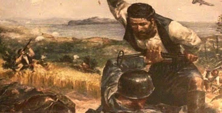 Ο Κρητικός που σκότωσε τον Γερμανό αλεξιπτωτιστή με μια πέτρα και έγινε σύμβολο της μάχης της Κρήτης | ΒΙΝΤΕΟ