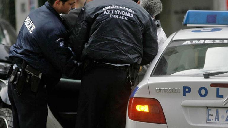 κρήτη σύλληψη