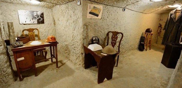 Κρήτη: Γερμανικό καταφύγιο μετατράπηκε σε μουσείο
