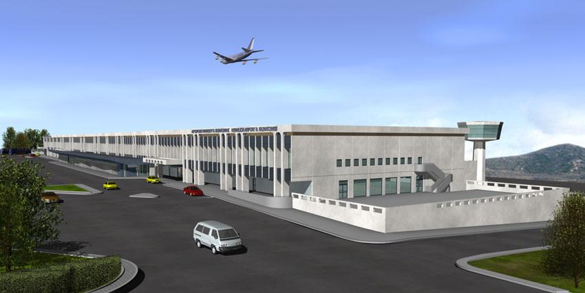 αεροδρομιο Καστελλίου