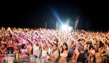 Chania Beach Party