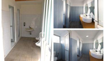 τουαλέτες