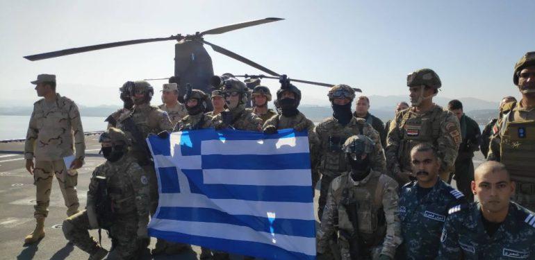 «Μέδουσα 9»: Επίδειξη ισχύος από Ελλάδα, Κύπρο και Αίγυπτο - Η άσκηση που εξοργίζει τον Ερντογάν