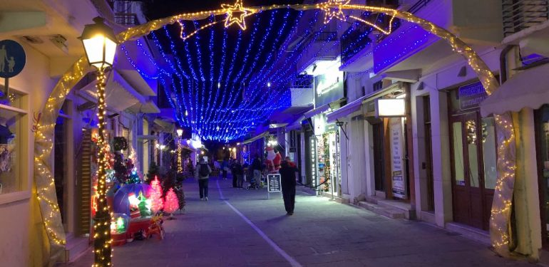 Δεν «χορταίνεται» το Χριστουγεννιάτικο Ρέθυμνο! | ΒΙΝΤΕΟ & ΦΩΤΟ