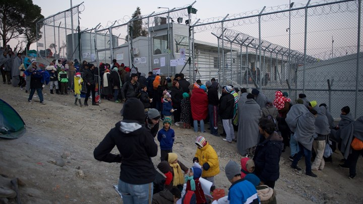 μεταναστες