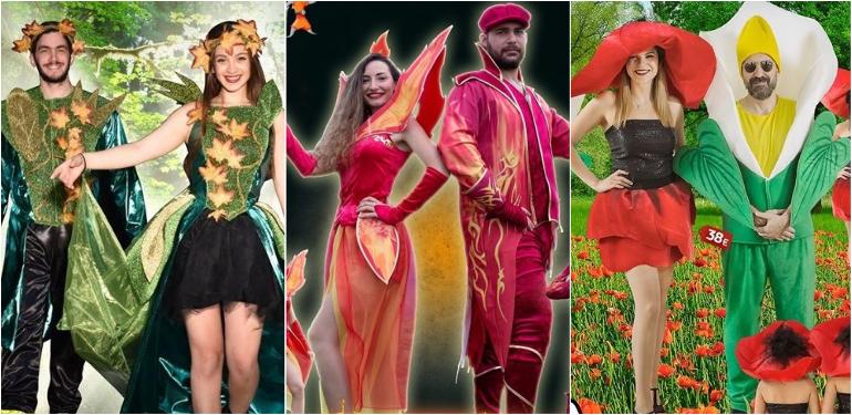 στολές Καρναβάλι Ρεθύμνου