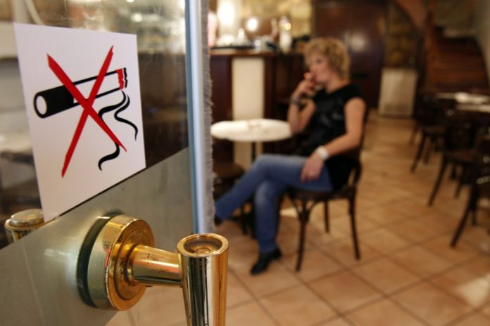 καπνιστών