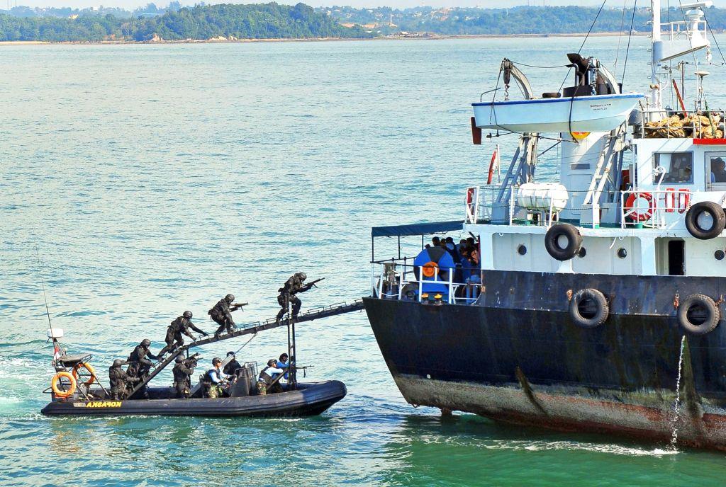 ομηρία ναυτικού