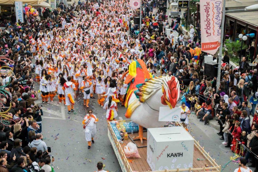 Ρεθυμνιώτικο καρναβάλι