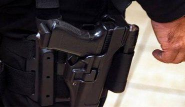 όπλο αστυνομικού