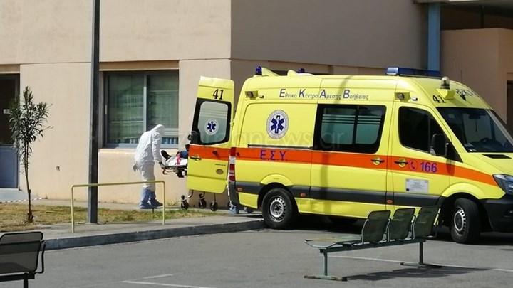 νοσοκομειο-κορονοιος