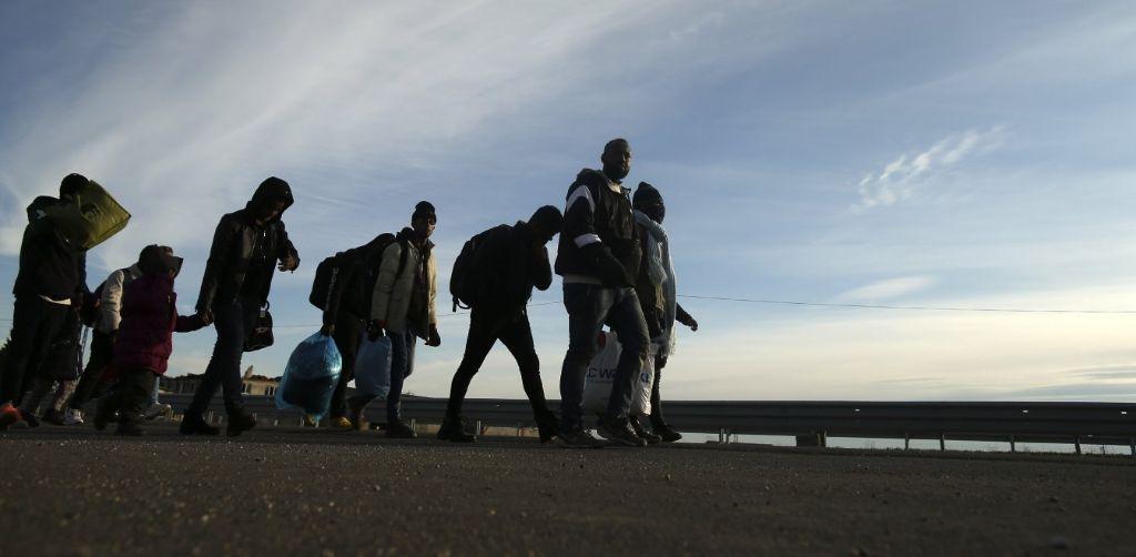 προσφυγες μετανάστες