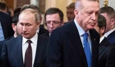 Ερντογάν Πούτιν