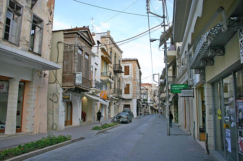 οδός Αρκαδίου