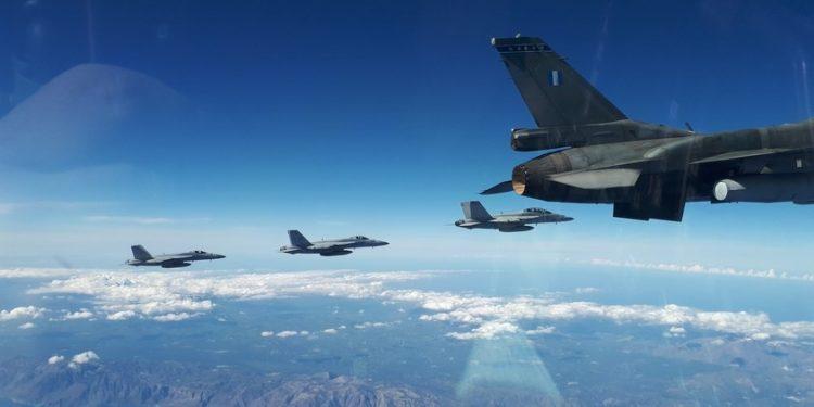 πολεμική αεροπορία κρήτη