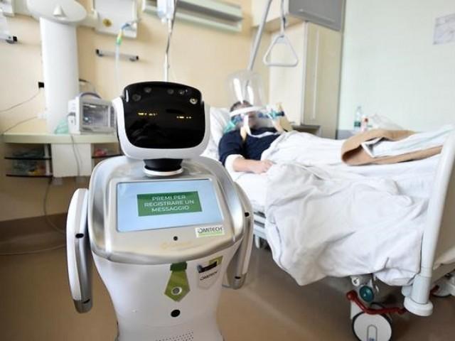 ρομποτ νοσηλευτης