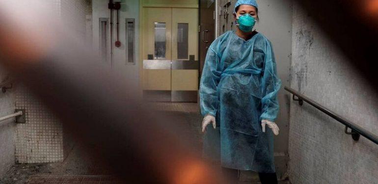 γιατρός κοροναιος