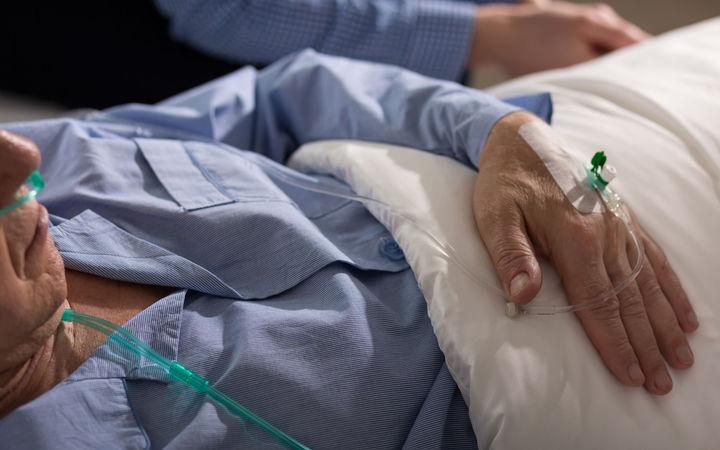ηλικιωμενος νοσοκομειο