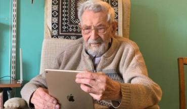 γηραιοτερος ανδρας