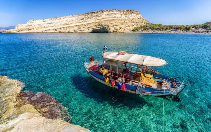Κρήτη τουρισμός