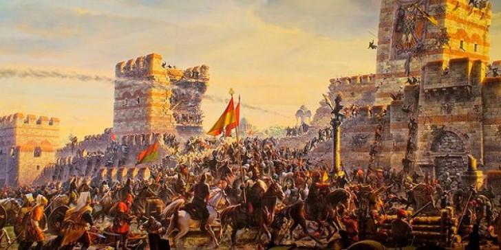 άλωση Κωνσταντινούπολης