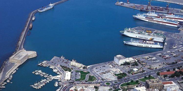 λιμάνι Ηράκλειο