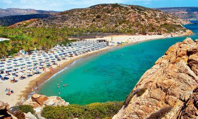 παραλίες Κρήτης