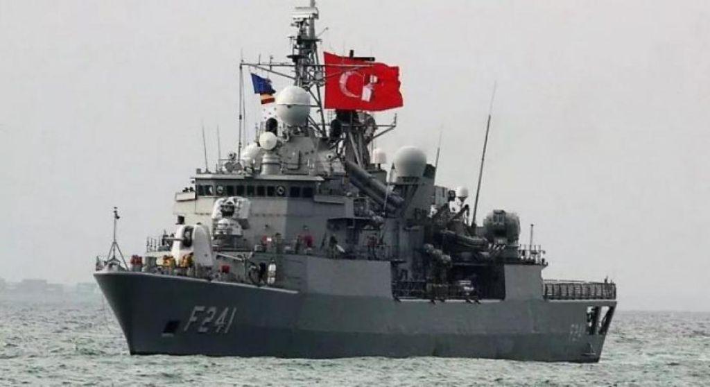 τουρκικη φρεγατα
