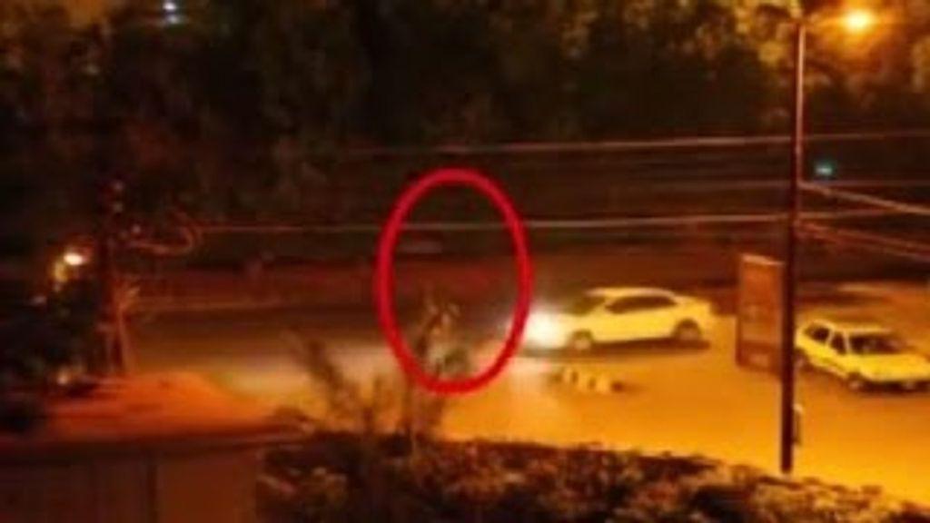 «Φάντασμα» δολοφονημένης γυναίκες εμφανίζεται σε κάμερα ασφαλείας! | ΒΙΝΤΕΟ