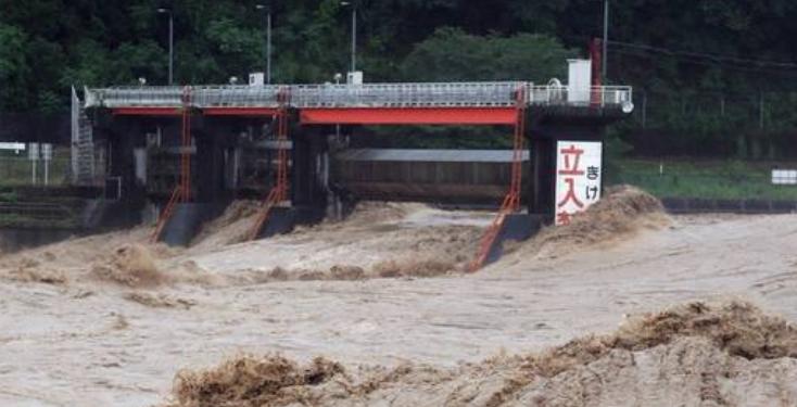 πλημμυρες ιαπωνια
