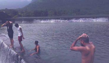 Σκληρές εικόνες: Αυτοκτόνησε πέφτοντας από τους καταρράκτες του Νιαγάρα! | ΒΙΝΤΕΟ