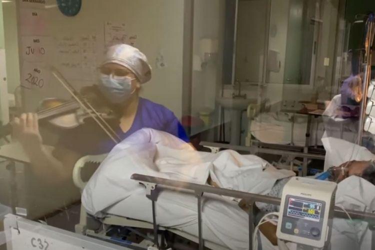 νοσηλευτρια κορονοιος