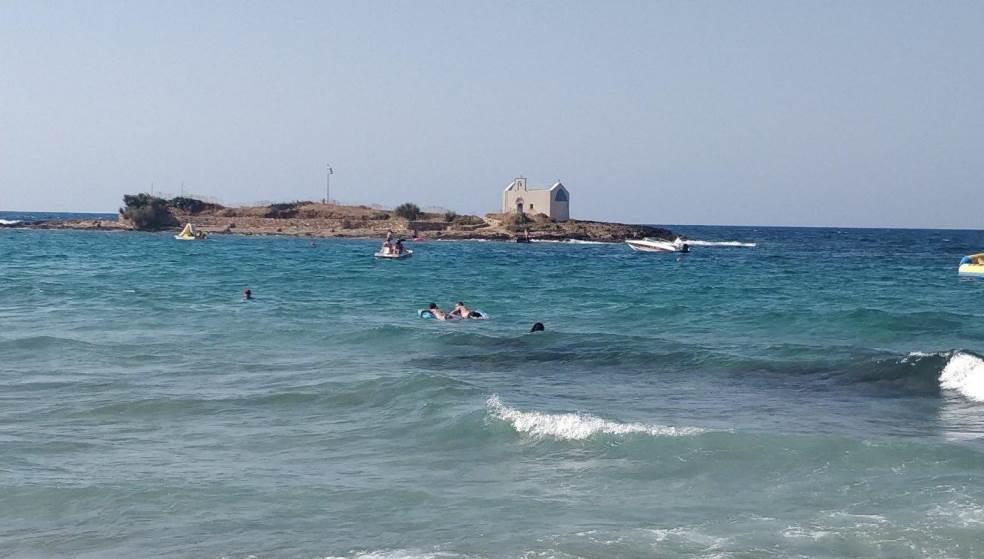 παραλία μάλια