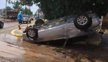 πλημμυρισμενα αυτοκινητα