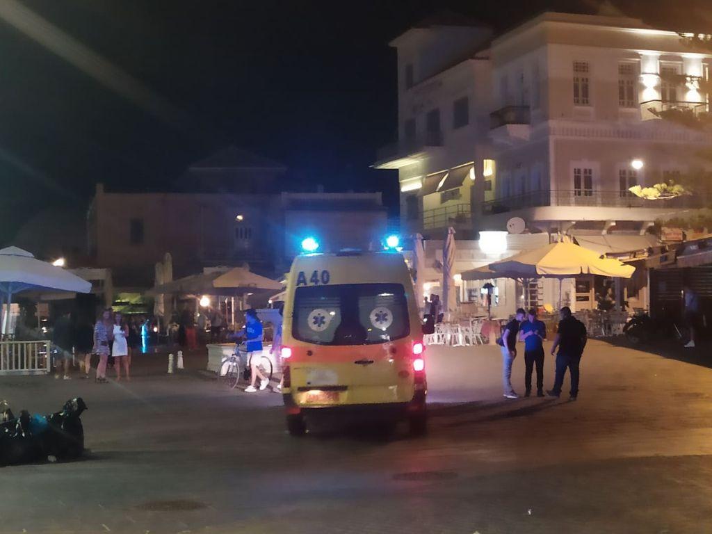 Χανιά: Δύο παρέες Αθηναίων το έριξαν στην... κλωτσοπατινάδα | Τραυματισμοί και συλλήψεις | ΦΩΤΟ