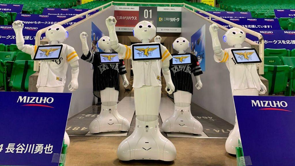 ιαπωνια ρομποτ