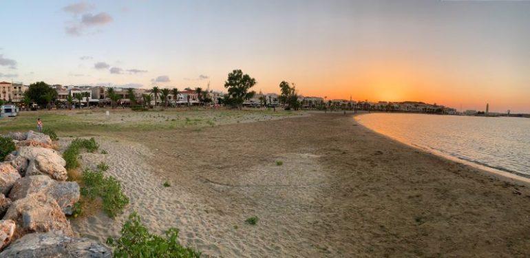 παραλία Ρεθύμνου