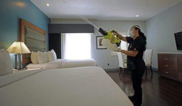 ξενοδοχείο Covid
