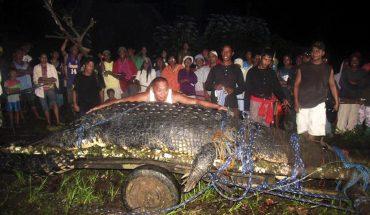 Αυτός είναι ο ΜΕΓΑΛΥΤΕΡΟΣ κροκόδειλος στον κόσμο! | ΒΙΝΤΕΟ