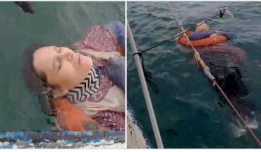 ψαράς θάλασσα