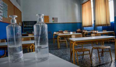 σχολεία κορονοϊός