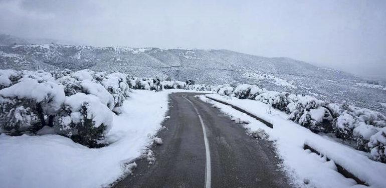 μερομήνια χειμώνας
