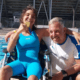 χρυσό κολύμβηση αμεα
