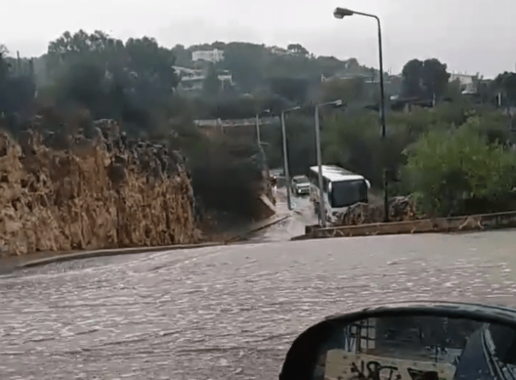πλημμύρα χανιά