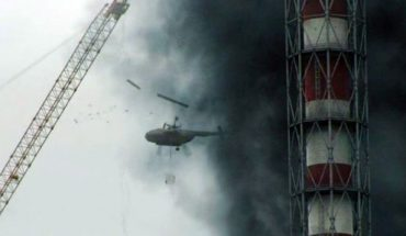 Τσέρνομπιλ: Πετώντας σε απόσταση αναπνοής από τους «ραδιενεργούς» αντιδραστήρες ! | ΒΙΝΤΕΟ