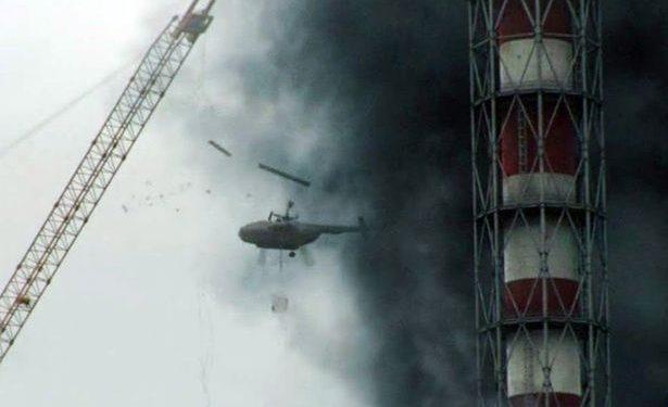 Τσέρνομπιλ: Πετώντας σε απόσταση αναπνοής από τους «ραδιενεργούς» αντιδραστήρες !   ΒΙΝΤΕΟ