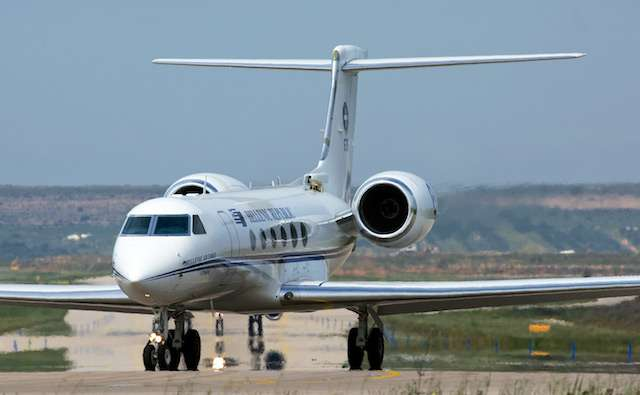 κυβερνητικό αεροσκάφος