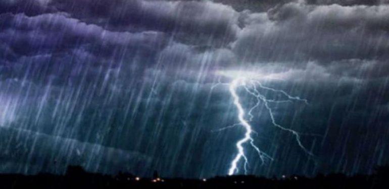 βροχή πλημμύρες