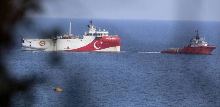 Καστελόριζο Τουρκία
